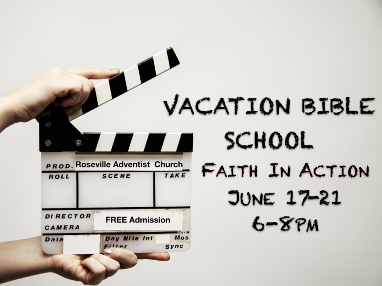Vacation Bible School : Roseville Seventh-day Adventist